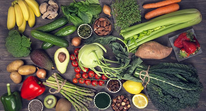 Top Alkaline Foods to Eat & Acid Foods to Avoid