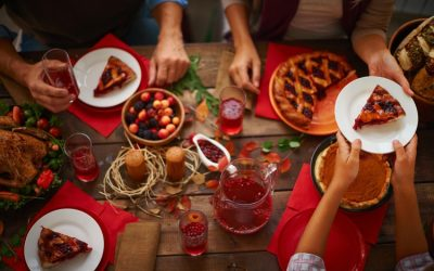 3 Pro Tips to Eating Healthy Over the Holidays