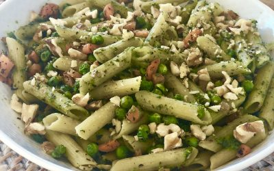 Billy Elliot Pesto Pasta