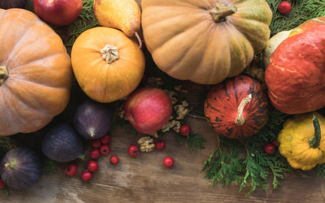 How to Eat Healthy This Thanksgiving
