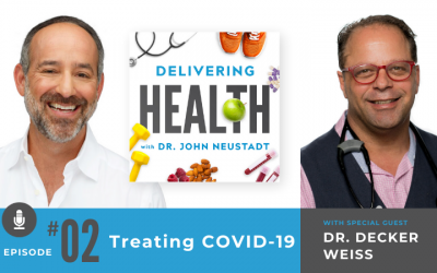 02. Treating COVID-19 with Dr. Decker Weiss