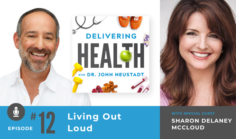 12. Living Out Loud with Sharon Delaney McCloud