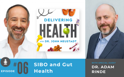 06. SIBO and Gut Health with Dr. Adam Rinde