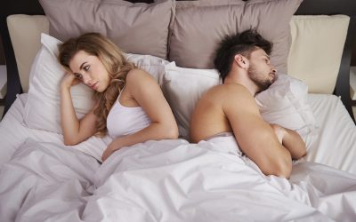 Willing but Unable: How Insomnia Kills a Man's Sex Life