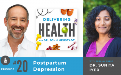 20. Postpartum Depression with Dr. Sunita Iyer