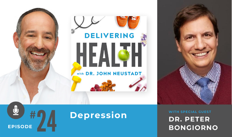24. Depression with Dr. Peter Bongiorno