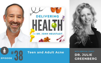 38. Teen and Adult Acne with Dr. Julie Greenberg