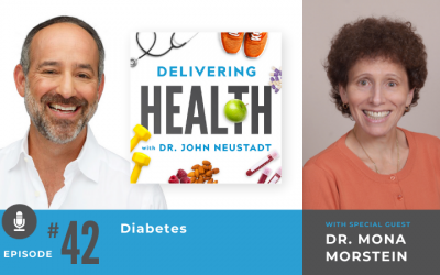 42. Diabetes with Dr. Mona Morstein