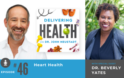 46. Heart Health with Dr. Beverly Yates