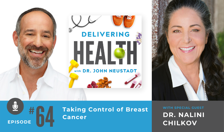 64. Taking Control of Breast Cancer with Dr. Nalini Chilkov